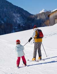 Ski Instructor Qualifications Basi Isia