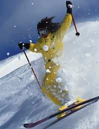 Skiing Body Image Ski Wear Professional