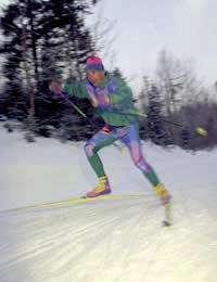 Cross-country Skiing Winter Olympic